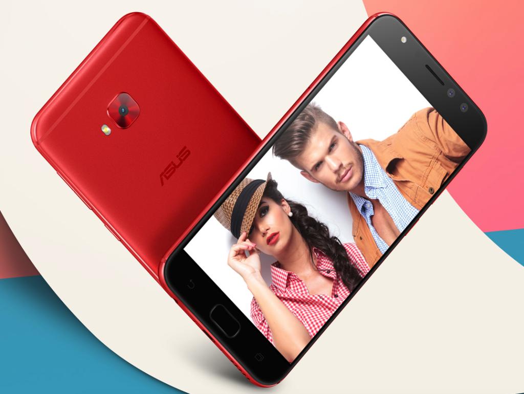 ASUSのスマホ、ZenFone 4 Selfie Pro