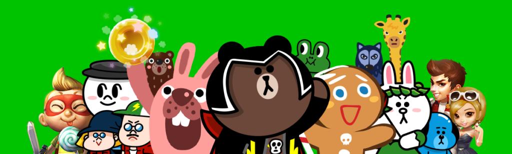 LINEゲームイメージ