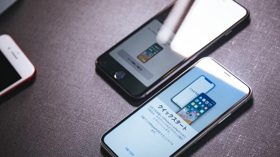 新作のiPhone
