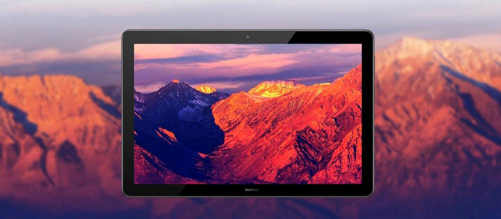 MediaPadT5の大画面