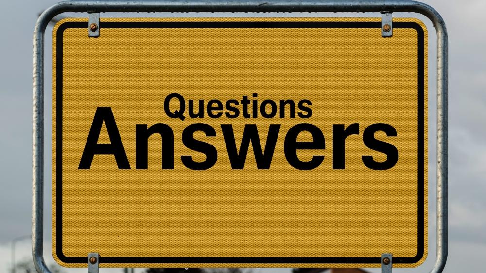 質問に答える