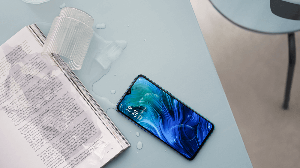 OPPO Reno Aの防水防塵性能